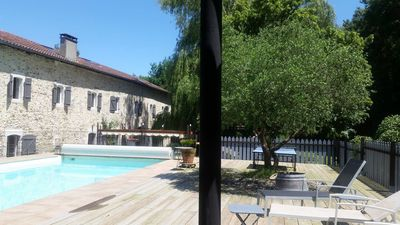 Photo for 8BR Mas Vacation Rental in Orthevielle, Nouvelle-Aquitaine