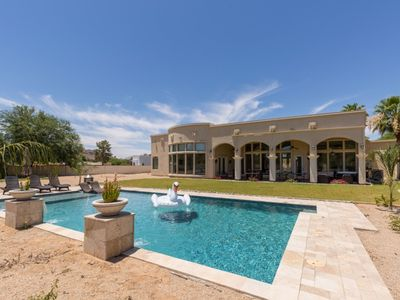 Photo for Brand New to VRBO! Paradise Valley Mansion on 1 Acre with Private Pool!