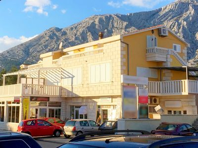 Photo for 1BR Apartment Vacation Rental in Orebi�����, Peljesac peninsula