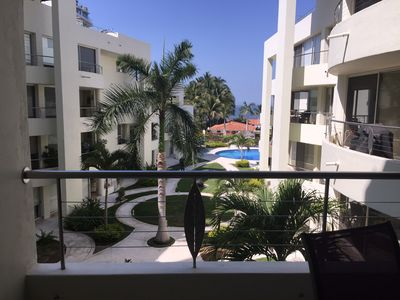 Photo for Beautiful One Bedroom Condo with Ocean View in Nuevo Vallarta
