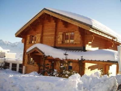 Photo for Fabulous Location for this Unique Chalet