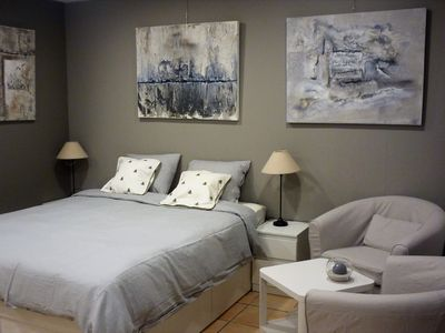 Photo for Chahogal, cozy guest room and an invitation to an artistic discovery.
