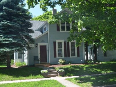 Photo for The Hideaway of Ludington -- Beautiful Home in Downtown Area
