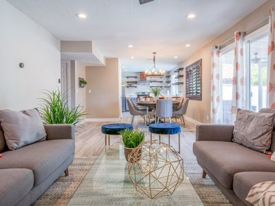 Photo for Gorgeous remodelled home with Pool! minutes to ASU and Old Town