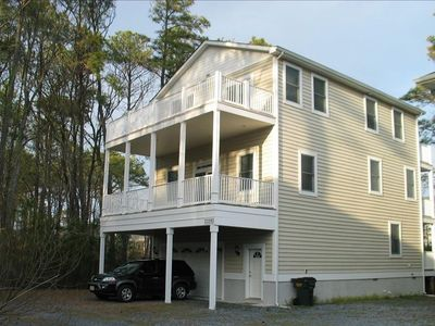 Photo for Beautiful Vacation Home 3 Blocks from Beach