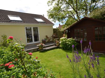 Photo for 1BR Apartment Vacation Rental in Wedmore