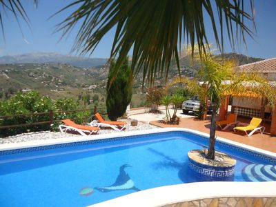 Photo for 1051 Villa Al-Andalus - Villa for 6 people in Torrox