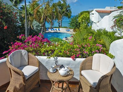 Photo for Firefly at Merlin Bay - Wonderful 3 bedroom villa with pool - Beachfront Bliss !!