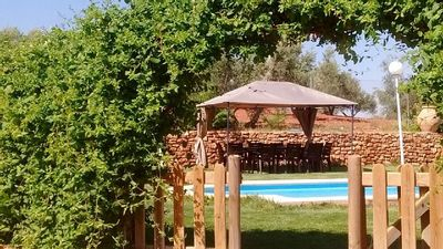 Photo for Self catering Huerta Cuevas for 13 people
