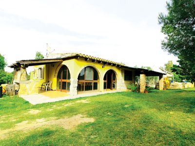 Photo for Large Villa with Private Garden and Pool near Pula