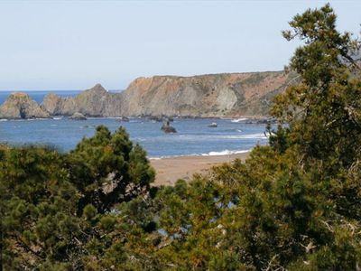 Photo for Tide Song-  Sonoma Coast Getaway on 1.5 Acres Jenner Ca 95450