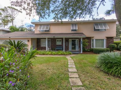 Photo for East Beach Home with 5 bedrooms & 4 bathrooms - St. Simons Island, GA