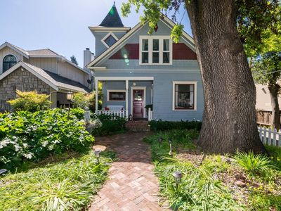 Photo for The House on Fifth, A Charming Victorian Downtown Retreat!