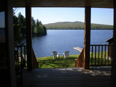 Photo for 3BR Cabin Vacation Rental in Pittsburg, New Hampshire