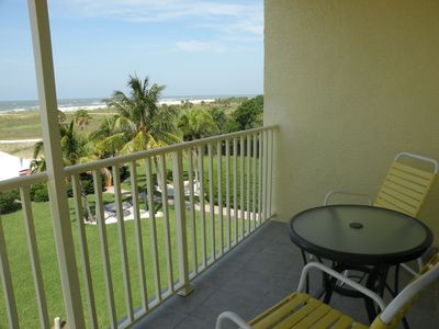 Photo for Beach Front Gem - Private Balcony with Stunning Views South Beach 401
