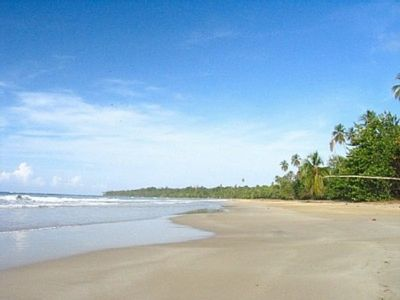 Just one of beautiful area beaches!
