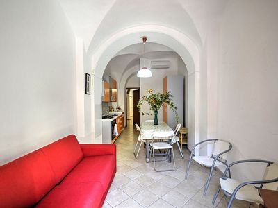 Photo for Casa Sabbiolina B: A welcoming apartment situated at a short distance from the beach, with Free WI-FI.