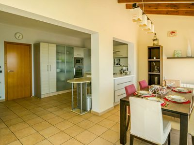Photo for Unique, 8pp seaside villa with infinity pool and stunning views across Moraira