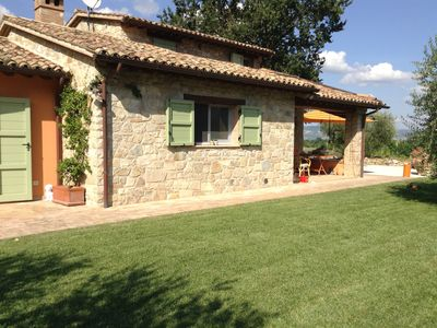 Photo for Le Bonheur di Todi  - Among olive groves and vineyards - Rent it NOW !