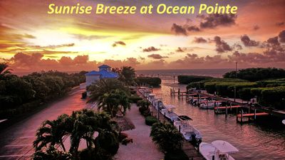 Photo for Sunrise Breeze At Ocean Pointe-Awesome Marina and Ocean Views-perfect Location!