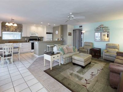 Photo for Unit K1: 2 BR / 2 BA partial gulf view in Sanibel, Sleeps 6