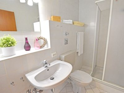 Photo for Modern and bright 1-room apartment in the spa area of Bad Kreuznach