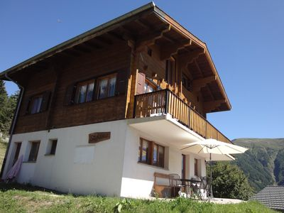 Photo for 2BR Chalet Vacation Rental in Bellwald