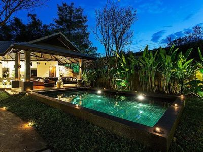 Luxury 6 Bed Chiang Mai Villa