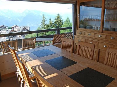 Photo for Apartment in the center of Nendaz with Lift, Parking, Internet, Washing machine (42533)