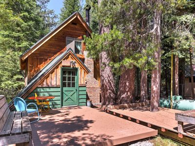 Photo for Tahoma Cabin Near Homewood Ski Resort & Lake Tahoe
