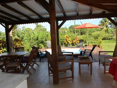 Photo for TRANQUILITY AND LARGE SPACES, COMFORTABLE BUNGALOW SPACIOUS PLEASANT TO LIVE