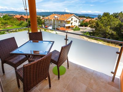 Photo for Apartments VLADO DERK (15145-A2) - Krk - island Krk