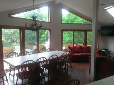 Photo for 6BR Chalet Vacation Rental in Albrightsville, Pennsylvania