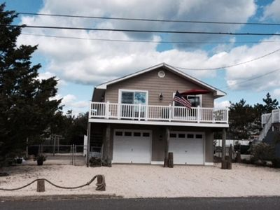 Photo for Ship Bottom Ocean Block raised ranch very close to the beach with fenced in private yard  123783