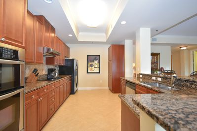 2 Harbor Landing 203A- Fully Equipped Kitchen