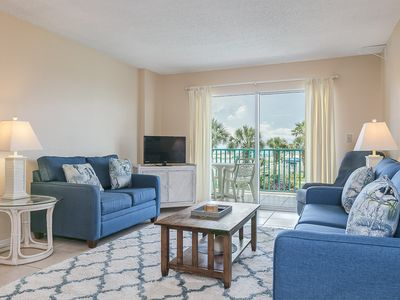 Photo for HAVE A BALL with Kaiser in Plantation Palms #6210: 2 BR/2 BA Condo in Fort Morgan Sleeps 6