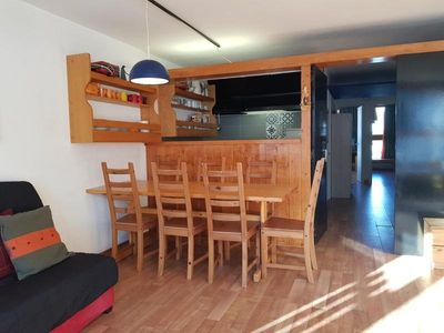 Photo for Apartment Les Arcs 1600, 2 bedrooms, 8 persons