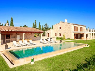 Photo for Catalunya Casas: Villa Fiola for 6 guests, only 4km to Mallorca beaches!