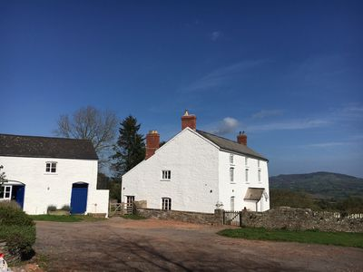 Farmhouse and Cider Cottage