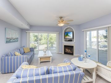 Living The Good Life In Ocmd In This Luxury Bayside Condo With Pool!