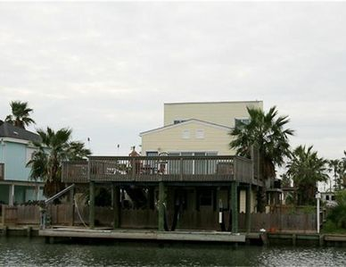 Galveston - 3 Bdrm 2 1/2 Bath Jamaica Beach Canal Home