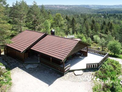 Photo for Vacation home Skafjellstoga (TEM011) in Felle - 7 persons, 3 bedrooms