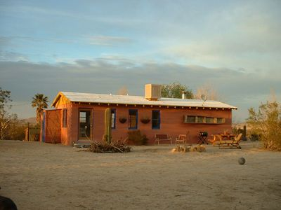 Photo for Artistic, Cool & Comfy Cabin Rental in Joshua Tree