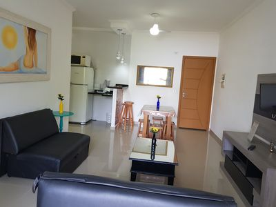 Photo for 6 adults + 4 children up to 10 years old, with gourmet balcony and swimming pool