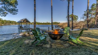 Photo for Quaint Grayton Beach Cottage 'Clam I Am' + Private Dock + Free Bikes + Firepit