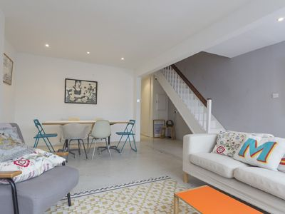 Photo for Lovely 3 Bedroom Apartment With Private Garden In Central London, Near Waterloo