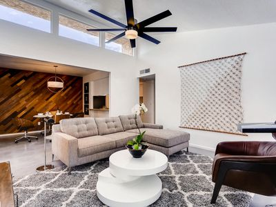 Photo for New Listing!  2 Bed 2 Bath Mid-Century Modern Conveniently Located Mesa Gem!