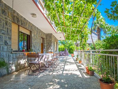 Photo for Apartment LEO NONA (62586-A1) - Novi Vinodolski (Crikvenica)