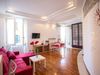 Photo for New and elegant apartment close to the Vatican and the historic center