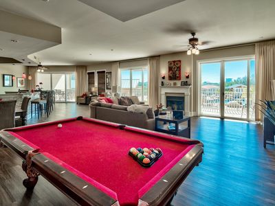 Photo for Beautiful 4000 Sq. Ft. Family Condo on 30A
